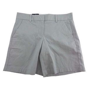 NEW Tommy Hilfiger Twill Solid Khaki Chino Shorts